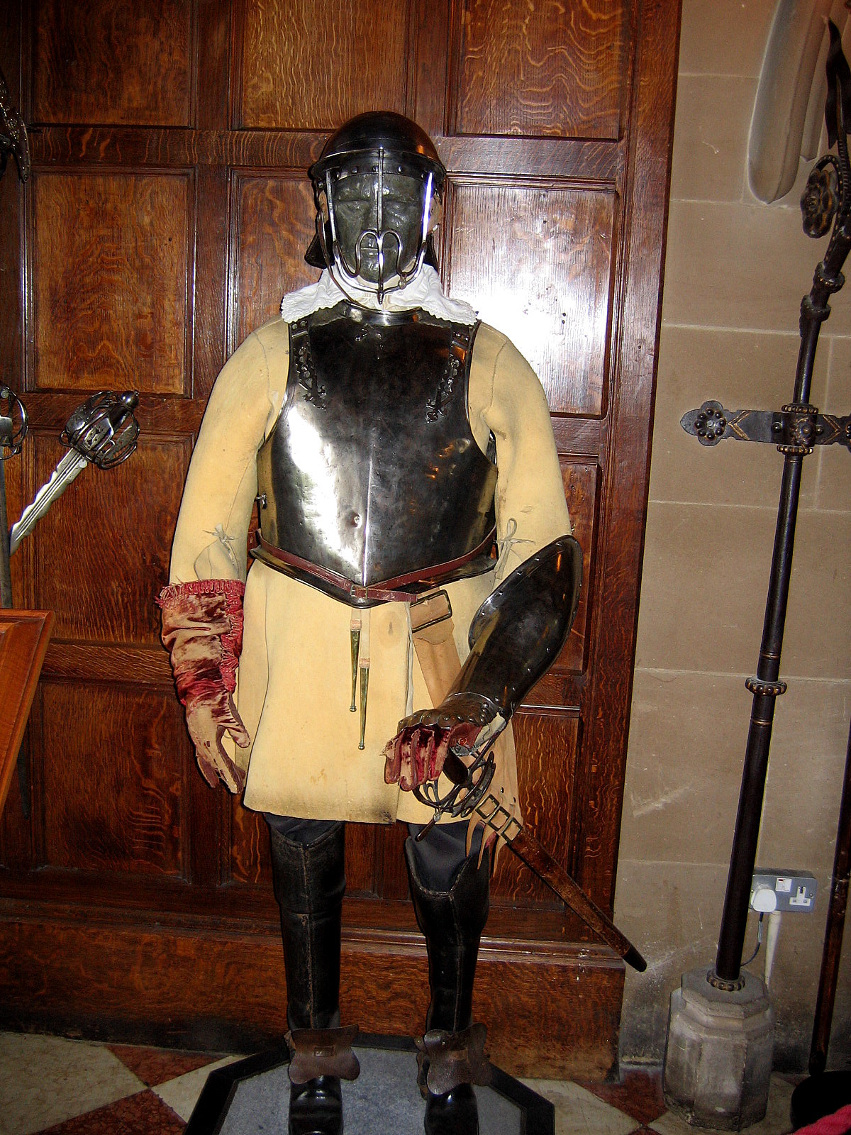 English Civil War Armor