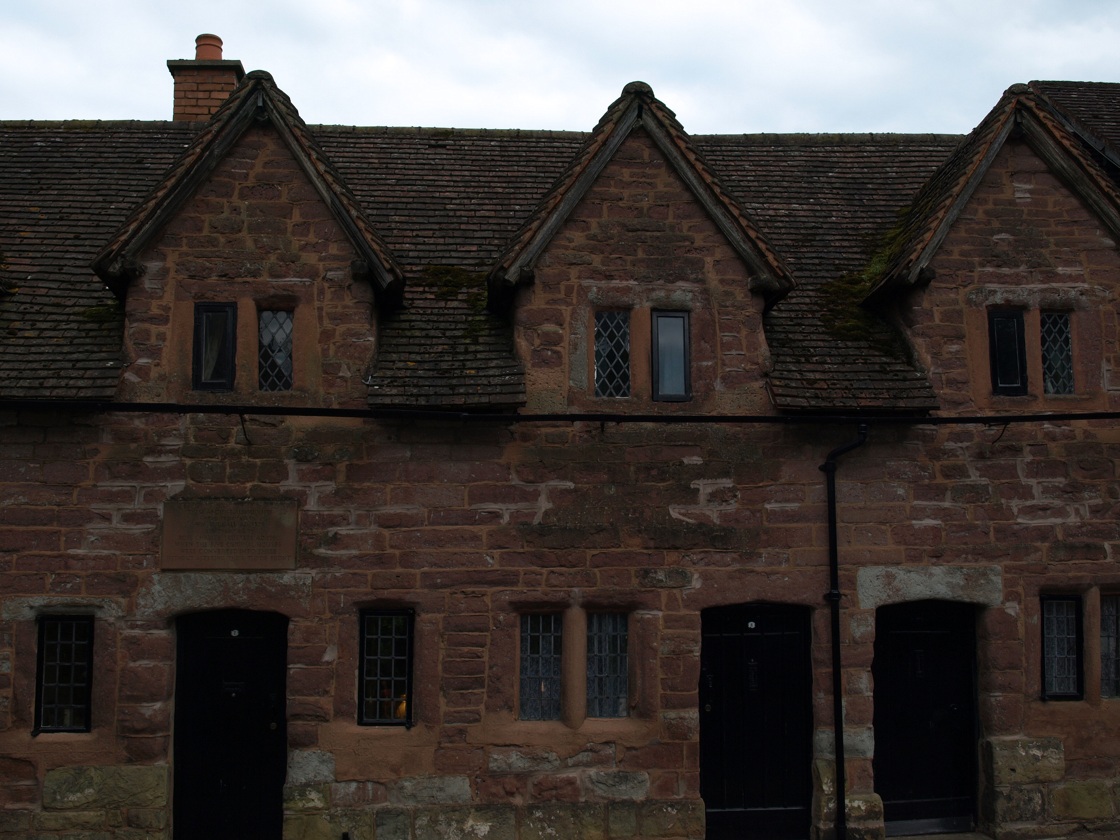 Ancient Almshouses