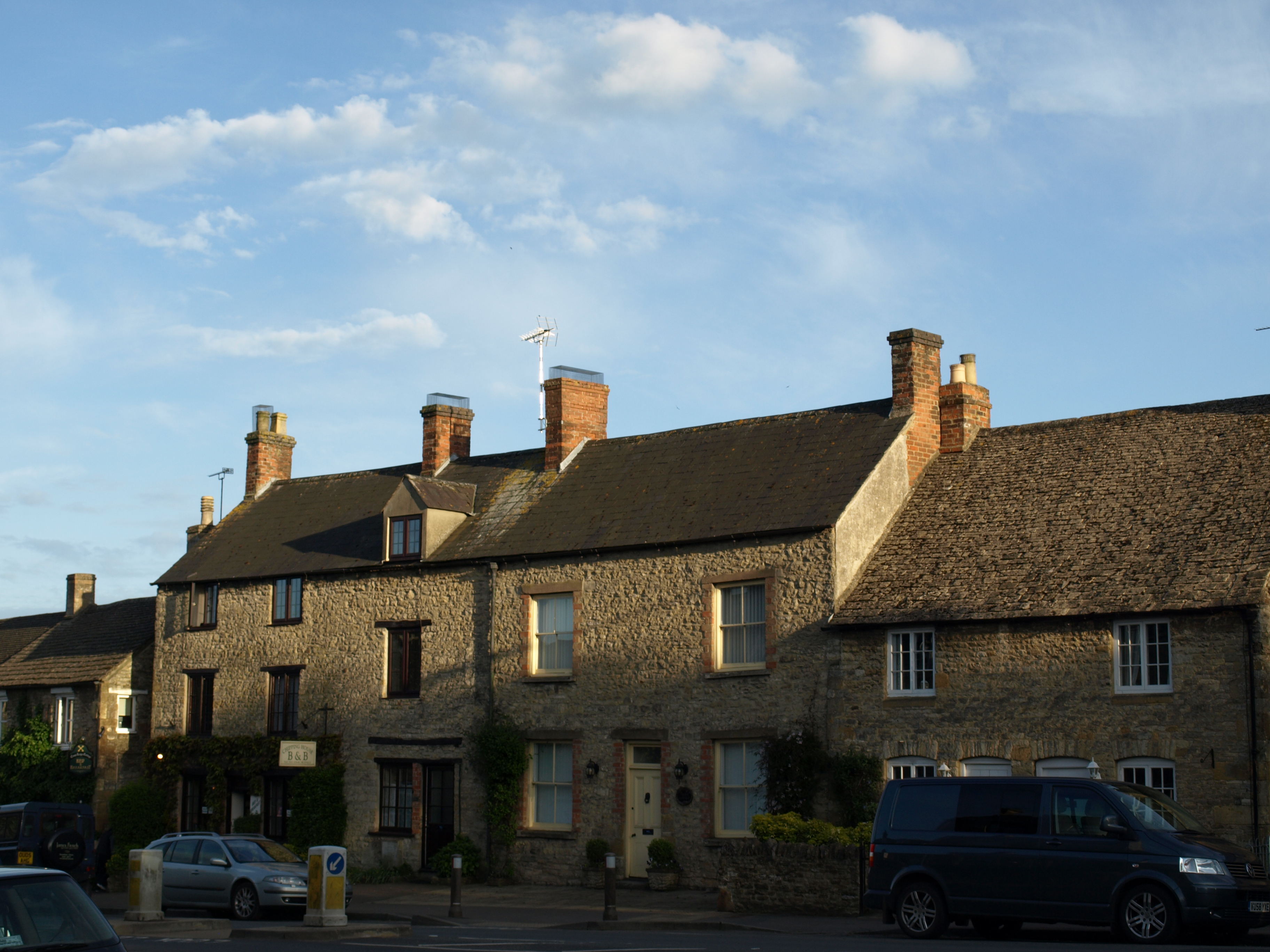 Old Cotswold Houses